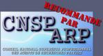 Recommandé par le cnsp-arp Chambre Professionnelle des Détectives Français